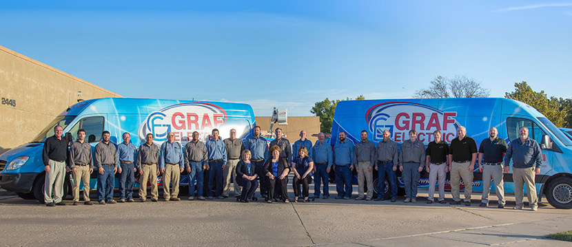 Graf Electric commercial electricians