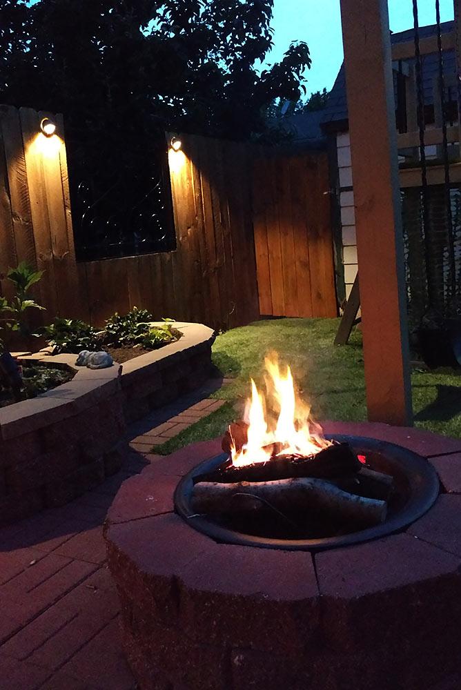 patio lighting